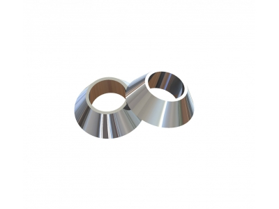 Anodized Conical Flange Wa...