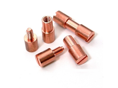 Custom Made Copper Studs
